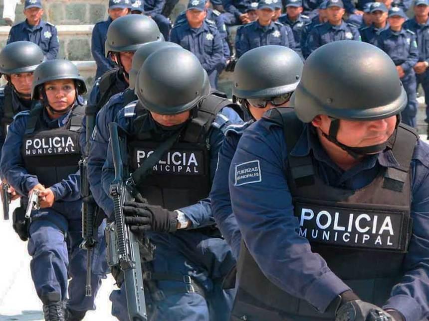 Faltan Policias en mexico