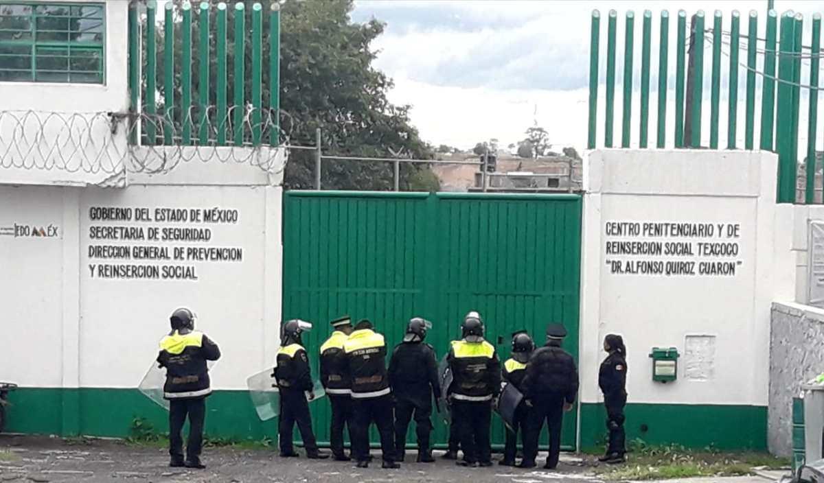 «LA IGUANA» AUTOR DE LA REBELIÓN DE PRESOS EN EL PENAL DE TEXCOCO