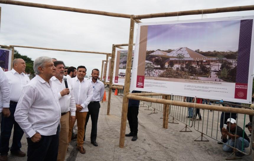 16-12-18 FOTO 09 RITUAL MADRE TIERRA CON MOTIVO DE LA CONSTRUCCIÓN DEL TREN MAYA