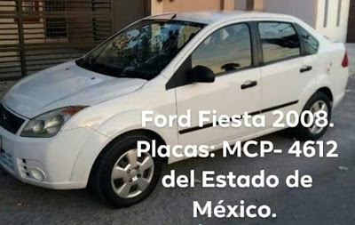 Reyes robo de autos 01 abril 2019