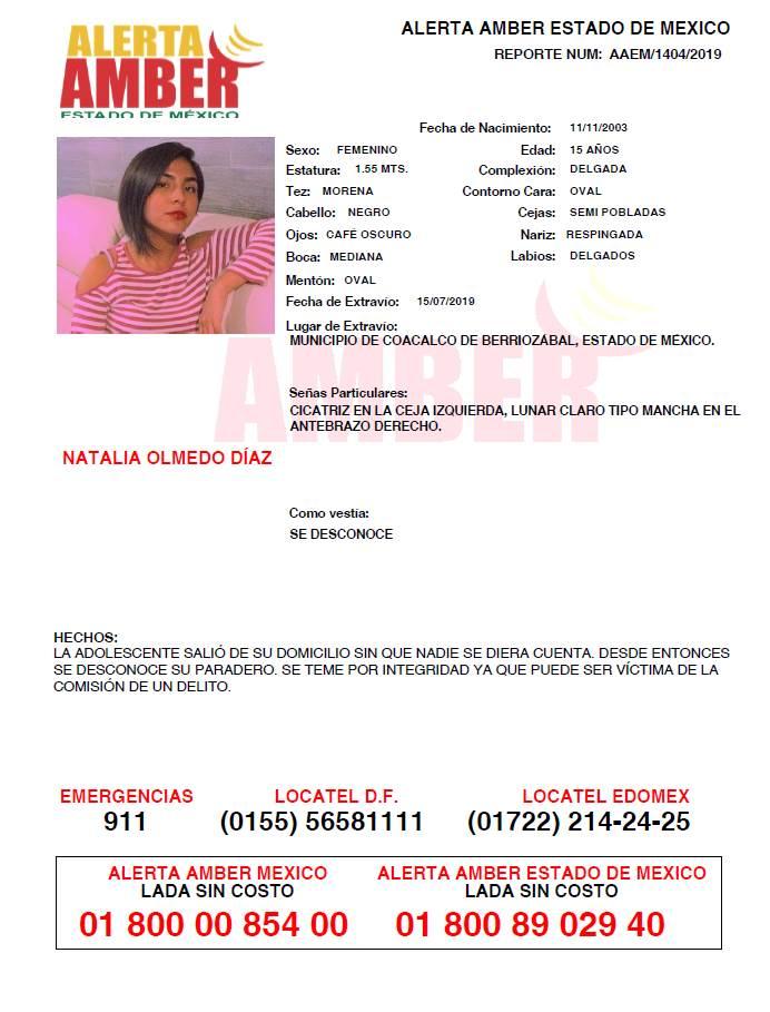 ACTIVACION DE ALERTA AMBER DE NATALIA .jpg
