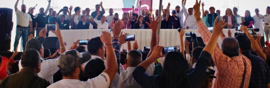 En Neza Más De 15 Mil Asistieron A La Asamblea Para