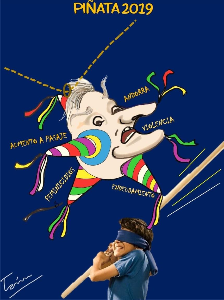 piñata 2019