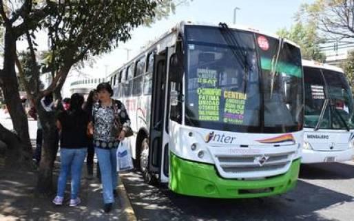 Transporte público Edomex
