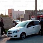 ZUMPANGO: CON ARMA HECHIZA QUERÍAN AGREDIR A POLICÍAS ESTATALES