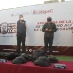 GOBIERNO DE ECATEPEC EQUIPA A SU POLICÍAS CON CASCOS Y CHALECOS MÁS RESISTENTES