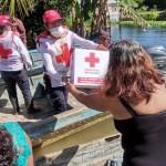 Con gran éxito concluye la misión humanitaria de la Cruz Roja Mexicana del Edoméx en Tabasco