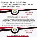 OTRA VEZ AMENAZAN CON HUELGA EN LA UNIVERSIDAD DE CHAPINGO