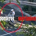 SON CAPTADOS POR LAS CÁMARAS DE SEGURIDAD LOS MOTOCICLISTAS QUE ASESINARON A UN EMPRESARIO EN LA ALCALDÍA BENITO JUÁREZ