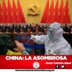 OPINIÓN:CHINA LA ASOMBROSA