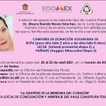 ECATEPEC: BUSCAN RASTROS DE MAYRA BRENDA EN UNA MINA, A 10 DÍAS DE SU DESAPARICIÓN