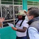 Adversarios políticos en Tepetlaoxtoc carecen de propuestas y optan por la descalificacion; Eva Bustamante Venegas