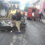 Por lluvias más de 200 servidores del gobierno municipal de Nezahualcóyotl participan en labores de limpieza de cisternas y patios