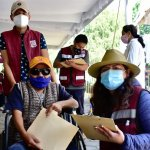 Más de 12 mil vacunados en jornada de segunda dosis en Chalco