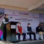 El alcalde de Chalco Miguel Gutiérrez inaugura obra conjunta con el Gobierno del Edoméx