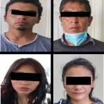 TENÍAN DOS VEHÍCULOS CON REPORTE DE ROBOS EN TOLUCA
