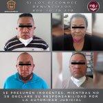PROCESAN A CUATRO PERSONAS POR EXTORSIÓN A COMERCIANTE EN COACALCO