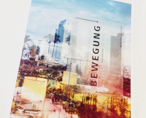 Magazin zum Geschäftsbericht 2014 von Fresenius Medical Care