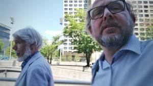 Torsten Meise mit Prof. Dr. Dr. Moldaschl in München