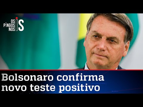 Bolsonaro fala sobre saúde e uso da cloroquina