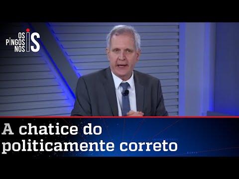 Augusto Nunes: Racismo tem que ser enfrentado sem frescura e sem oportunismo