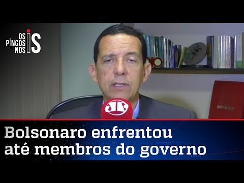 José Maria Trindade: Bolsonaro está sendo coerente durante toda a pandemia