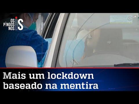 Mentira faz região da Austrália decretar lockdown
