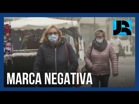 Europa supera a marca de 400 mil mortes por coronavírus