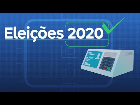 ELEIÇÕES 2020 AO VIVO –  APURAÇÃO – 29/11/2020