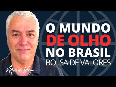 O GRANDE CICLO DA BOLSA DE VALORES JÁ COMEÇOU!!! Eduardo Bolsonaro entrevistado em TV Americana