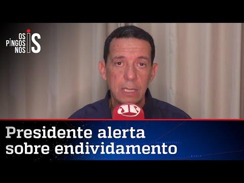 José Maria Trindade: Bolsonaro salvou o país de crise mais grave