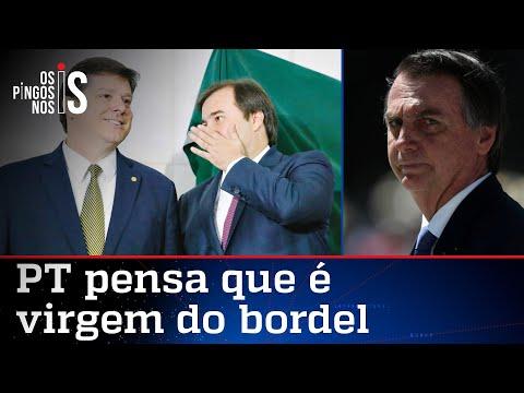 PT quer impeachment de Bolsonaro em troca de apoio a Baleia Rossi
