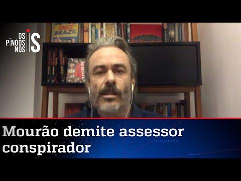 Fiuza: Declarações desnecessárias de Mourão desgastam Bolsonaro