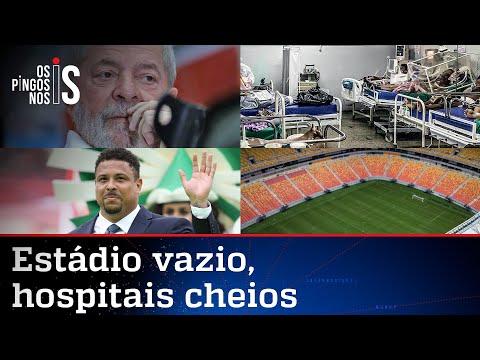 Estádio da Copa no Amazonas custa R$ 1 milhão por mês