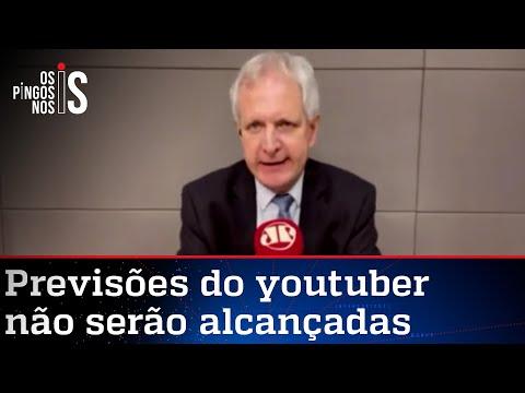 Augusto Nunes: Atila Iamarino é porta-voz de necrotério