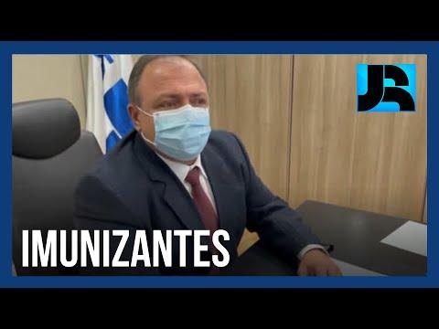 Ministério da Saúde fecha acordo para compra de 100 milhões de doses da vacina da Pfizer