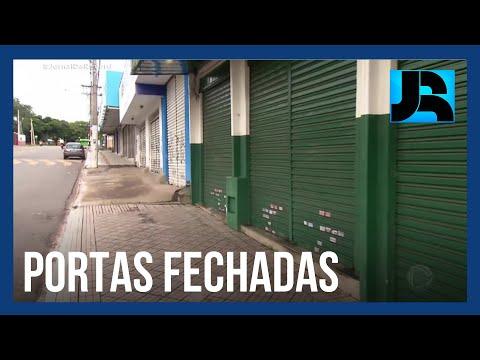 Comércio não essencial de Goiânia fechará as portas a partir de segunda-feira (1º)