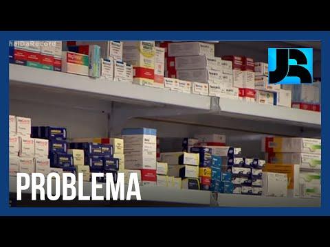 Medicamentos do kit intubação ficam mais caros e difíceis de achar no pico da pandemia