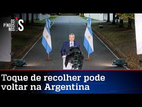 Após lockdown mais severo do mundo, Argentina pode ampliar restrições novamente