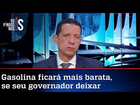 José Maria Trindade: Petrobras reduz preço da gasolina, mas estados aproveitam para ampliar lucro