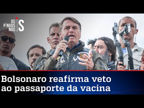 Passaporte da vacina é cerceamento grave às liberdades individuais