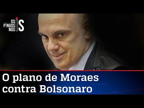 Moraes ordena retomada de investigação baseada em alegações de Moro
