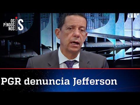 José Maria Trindade: Prisão de Roberto Jefferson é fato anormal