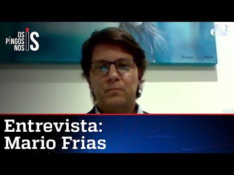 """Mario Frias: """"Tenho a sensação de que a Lei Paulo Gustavo é retaliação ao trabalho da Secretaria"""""""