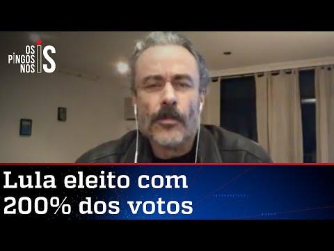 Fiuza: Para o Datafolha, Lula está ungido pelas massas