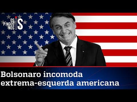 Deputados democratas dos EUA criticam Bolsonaro e pedem que Biden revise laços com o Brasil