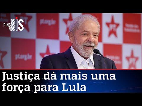 Justiça arquiva ação contra Lula sobre sonegação de impostos do sítio e do tríplex