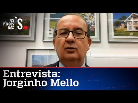 Renan conduziu enredo para incriminar Bolsonaro, diz Jorginho Mello
