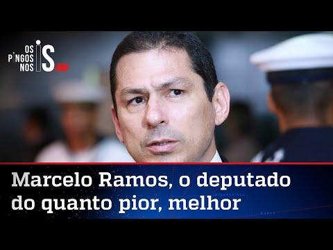 Marcelo Ramos faz novos ataques ao governo e diz que Brasil entrará em recessão