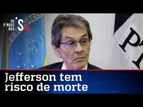 Roberto Jefferson é internado e defesa diz ao STF que ex-deputado corre grave risco de morrer